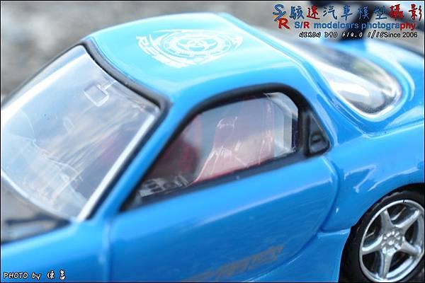 Mazda RX-7 RE雨宮式樣 by Tomica Premium 015.JPG