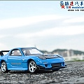 Mazda RX-7 RE雨宮式樣 by Tomica Premium 017.JPG