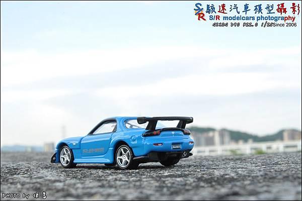 Mazda RX-7 RE雨宮式樣 by Tomica Premium 018.JPG