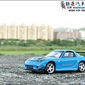 Mazda RX-7 RE雨宮式樣 by Tomica Premium 019.JPG