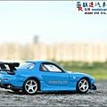 Mazda RX-7 RE雨宮式樣 by Tomica Premium 022.JPG