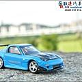 Mazda RX-7 RE雨宮式樣 by Tomica Premium 023.JPG