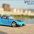 Mazda RX-7 RE雨宮式樣 by Tomica Premium 026.JPG