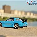 Mazda RX-7 RE雨宮式樣 by Tomica Premium 027.JPG