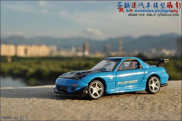 Mazda RX-7 RE雨宮式樣 by Tomica Premium 028.JPG