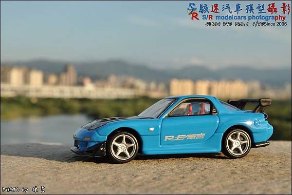 Mazda RX-7 RE雨宮式樣 by Tomica Premium 031.JPG