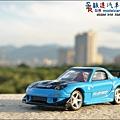 Mazda RX-7 RE雨宮式樣 by Tomica Premium 032.JPG