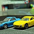 Mazda RX-7 RE雨宮式樣 by Tomica Premium 036.JPG
