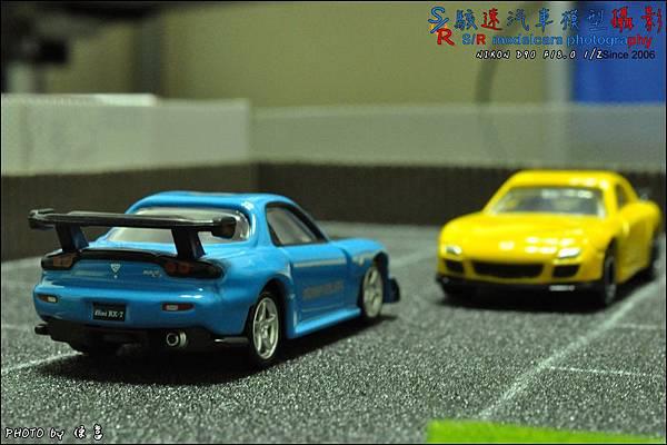 Mazda RX-7 RE雨宮式樣 by Tomica Premium 038.JPG