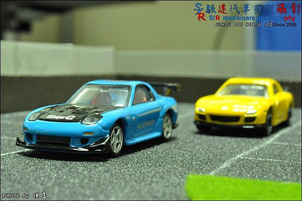 Mazda RX-7 RE雨宮式樣 by Tomica Premium 039.JPG