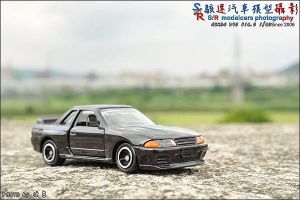 NISSAN SKYLINE GT-R R32  by Drean Tomica 001.JPG