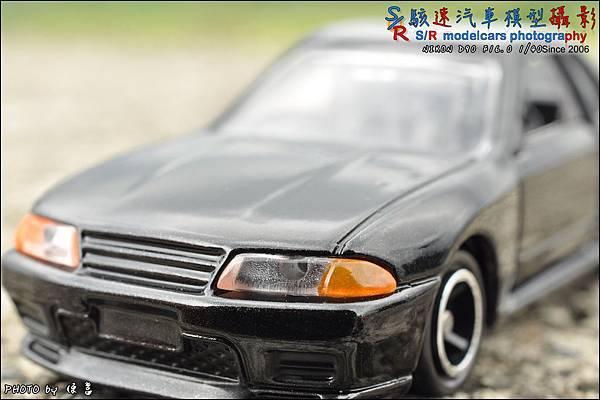 NISSAN SKYLINE GT-R R32  by Drean Tomica 004.JPG