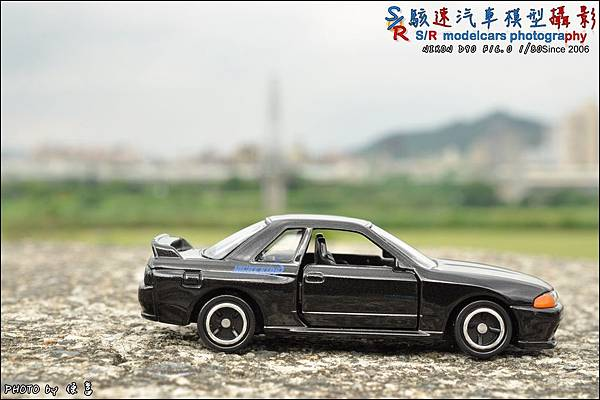 NISSAN SKYLINE GT-R R32  by Drean Tomica 006.JPG