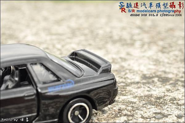 NISSAN SKYLINE GT-R R32  by Drean Tomica 011.JPG