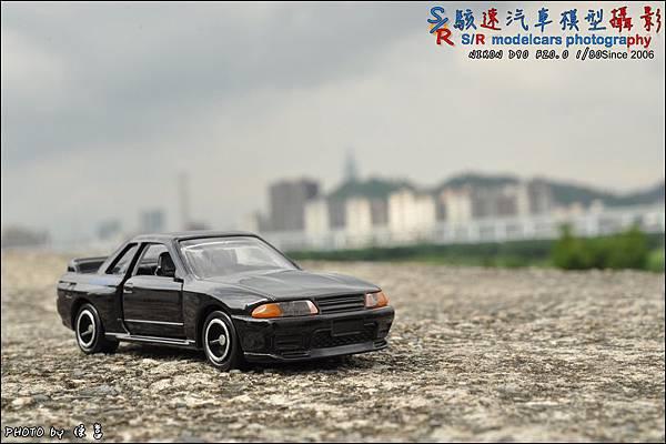 NISSAN SKYLINE GT-R R32  by Drean Tomica 015.JPG