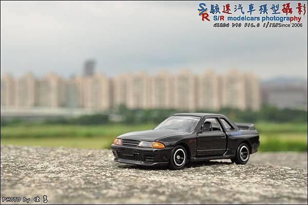 NISSAN SKYLINE GT-R R32  by Drean Tomica 016.JPG