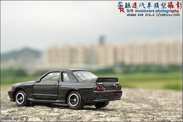 NISSAN SKYLINE GT-R R32  by Drean Tomica 018.JPG