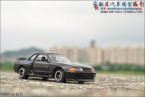 NISSAN SKYLINE GT-R R32  by Drean Tomica 021.JPG