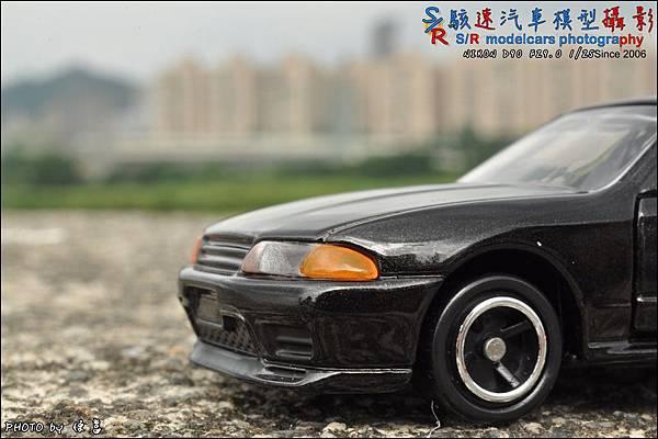NISSAN SKYLINE GT-R R32  by Drean Tomica 022.JPG