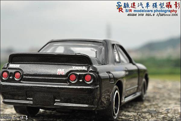 NISSAN SKYLINE GT-R R32  by Drean Tomica 024.JPG