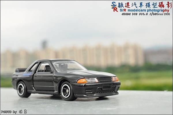 NISSAN SKYLINE GT-R R32  by Drean Tomica 025.JPG