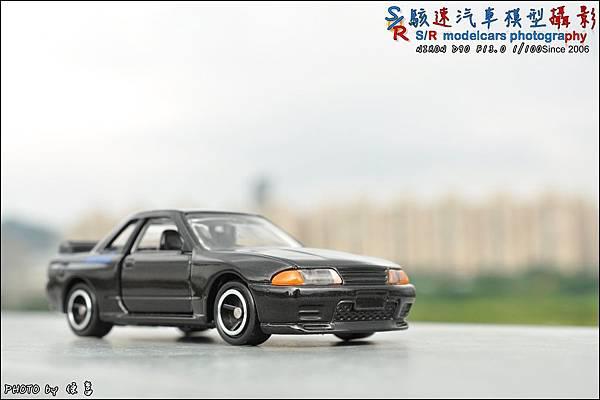 NISSAN SKYLINE GT-R R32  by Drean Tomica 030.JPG