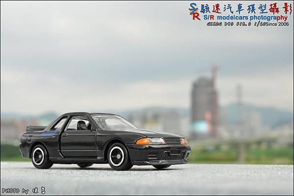 NISSAN SKYLINE GT-R R32  by Drean Tomica 031.JPG