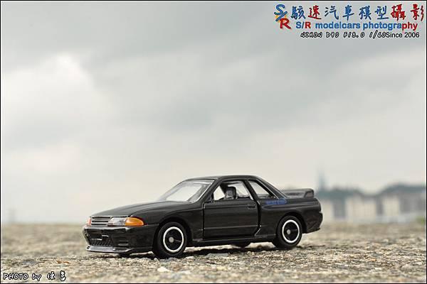 NISSAN SKYLINE GT-R R32  by Drean Tomica 033.JPG