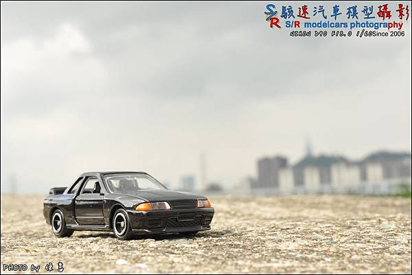 NISSAN SKYLINE GT-R R32  by Drean Tomica 034.JPG
