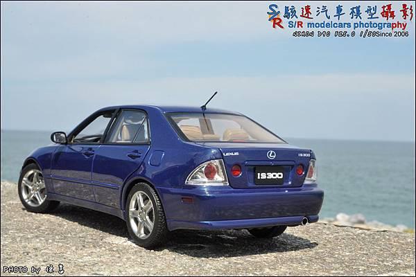 Lexus IS300 by Autoart 002.JPG