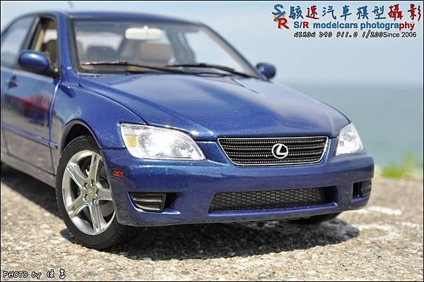 Lexus IS300 by Autoart 003.JPG
