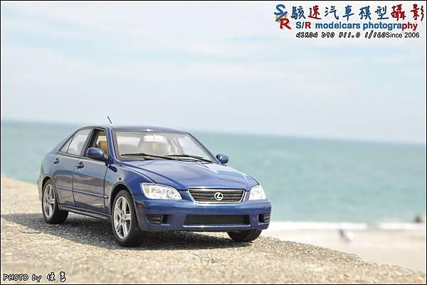 Lexus IS300 by Autoart 027.JPG