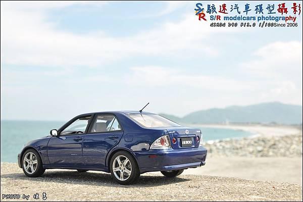Lexus IS300 by Autoart 029.JPG