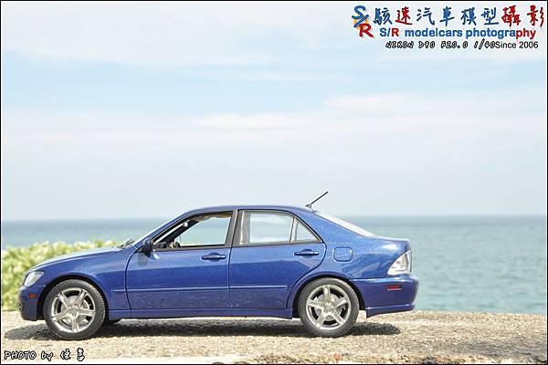Lexus IS300 by Autoart 033.JPG