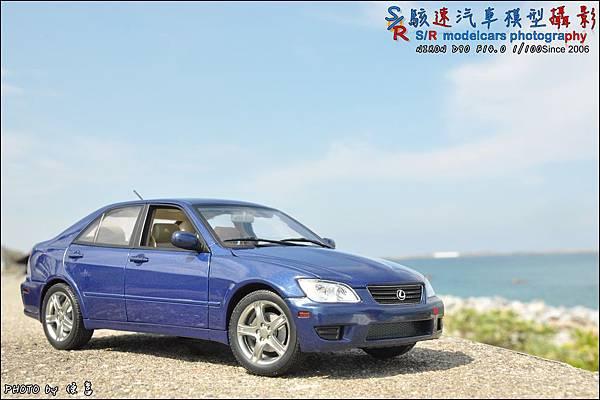 Lexus IS300 by Autoart 035.JPG
