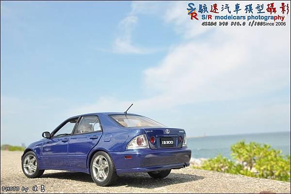 Lexus IS300 by Autoart 036.JPG