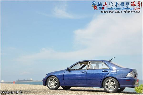 Lexus IS300 by Autoart 038.JPG