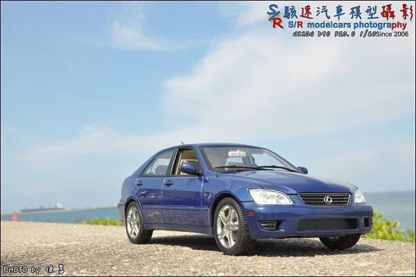 Lexus IS300 by Autoart 039.JPG