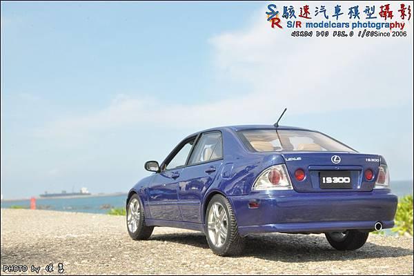 Lexus IS300 by Autoart 041.JPG