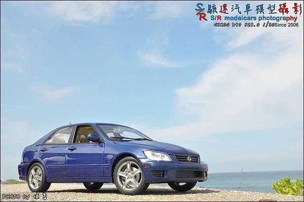Lexus IS300 by Autoart 043.JPG