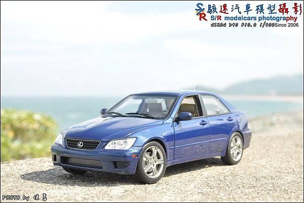 Lexus IS300 by Autoart 049.JPG