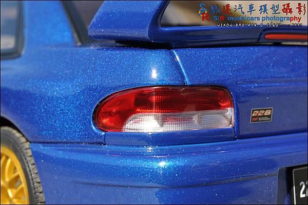 SUBARU IMPREZA 22B by Autoart 059.JPG