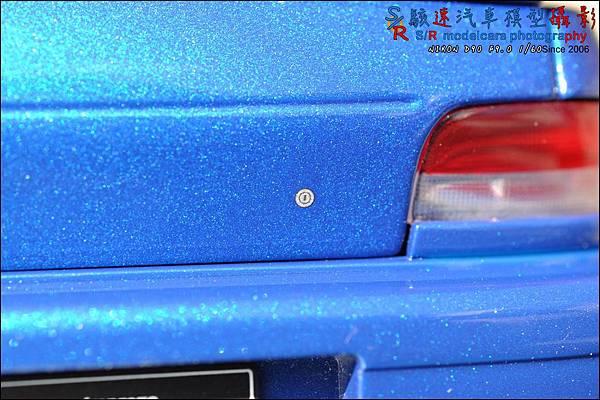 SUBARU IMPREZA 22B by Autoart 061.JPG