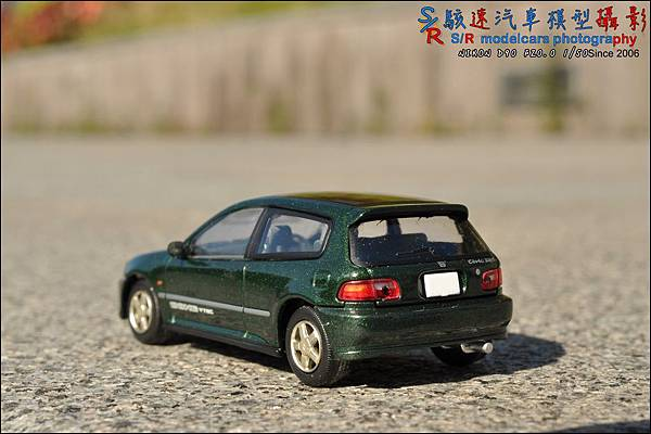 Honda civic (EG6) by Tomica Limited Vintage 002.JPG