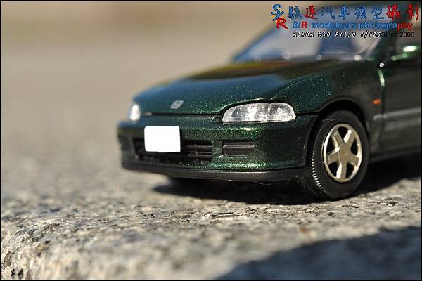 Honda civic (EG6) by Tomica Limited Vintage 005.JPG
