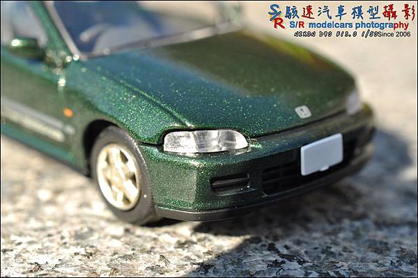 Honda civic (EG6) by Tomica Limited Vintage 004.JPG