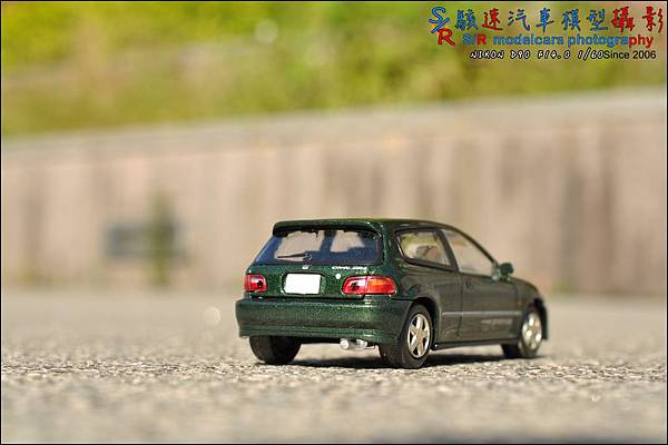 Honda civic (EG6) by Tomica Limited Vintage 016.JPG