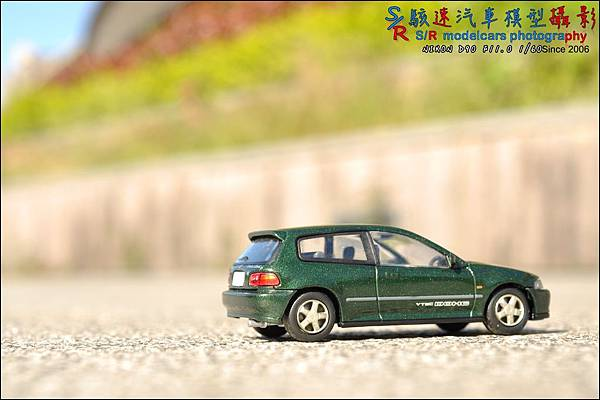 Honda civic (EG6) by Tomica Limited Vintage 017.JPG