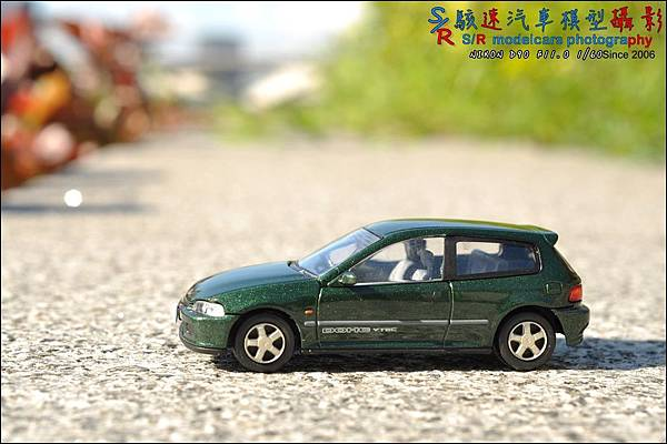 Honda civic (EG6) by Tomica Limited Vintage 019.JPG