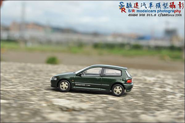 Honda civic (EG6) by Tomica Limited Vintage 033.JPG